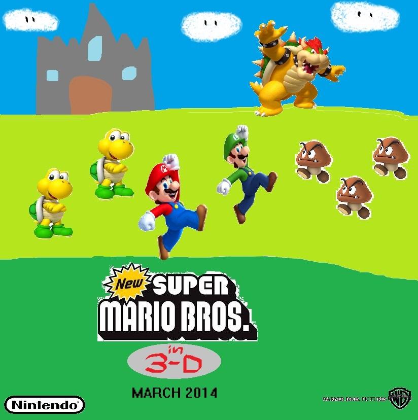 New Super Mario Bros. (2014 Film)