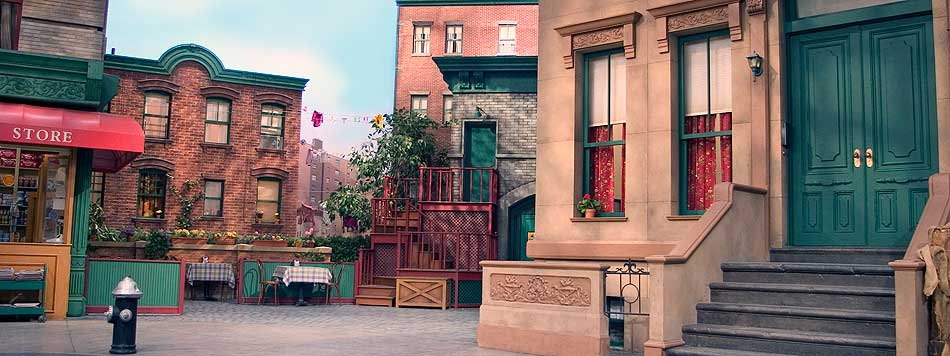 Sesame Street (The Sesame's Show) | Idea Wiki | Fandom ...