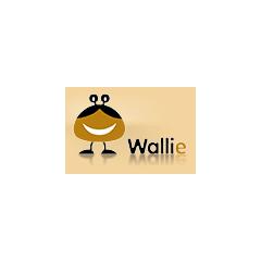 Wallie-card
