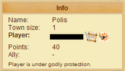 Godly protection info