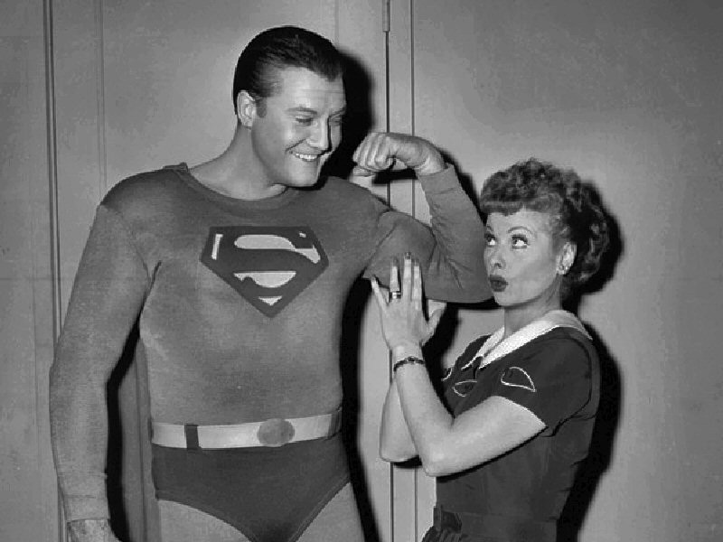 George Reeves I Love Lucy Wiki Fandom Powered By Wikia