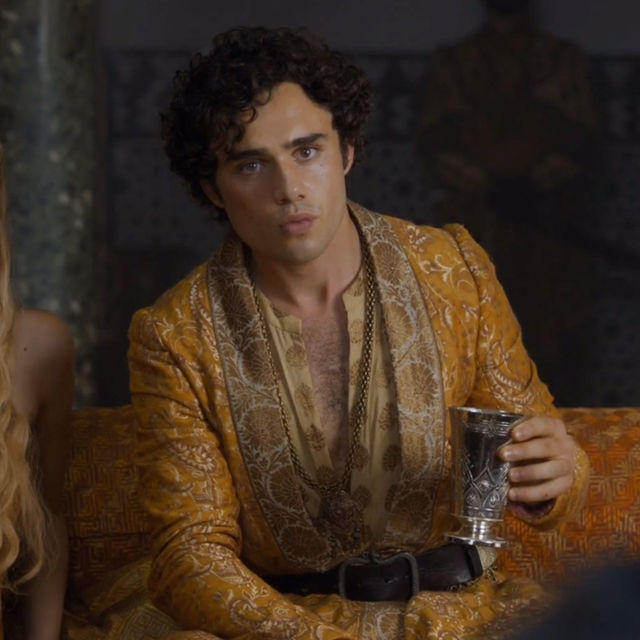 Kevan Lannister Game Of Thrones Trystane Martell | Il ...