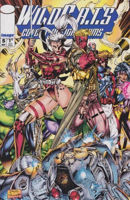 Image comics - bedlam #1 preview