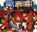 SuperPatriot: War on Terror Vol 1 1