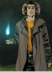 Saga Comic Marko