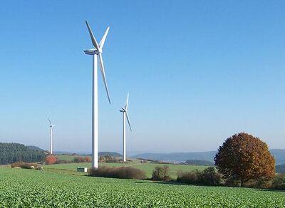 Windmills, Germania
