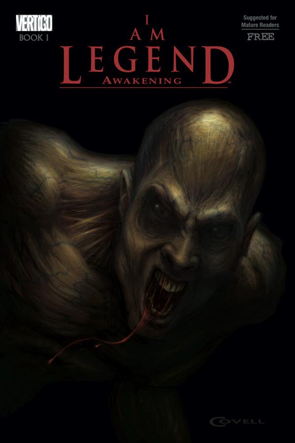 I Am Legend Awakening is a  I Am Legend Creatures