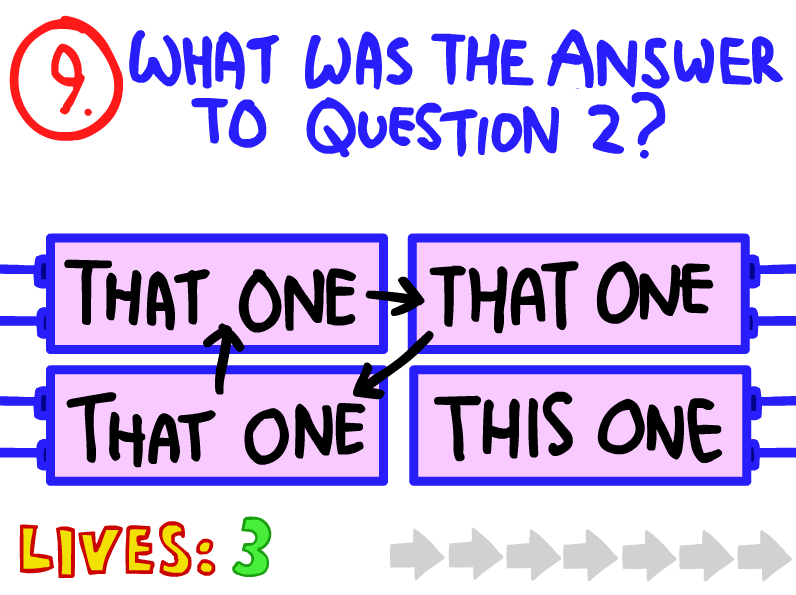Relative dating quiz questions