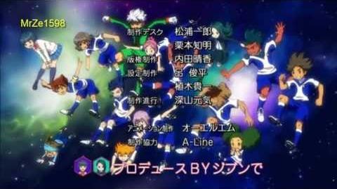 Inazuma Eleven GO Galaxy Ending 2!