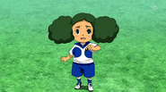 Morimura scared ot Shindou's action