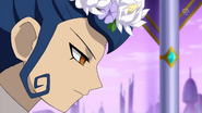 Tsurugi being offered a flower crown EP43 HQ