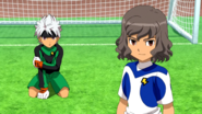 Shindou saying Galaxy 16 HQ