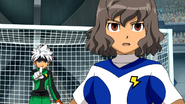 Ibuki telling Shindou to move EP06
