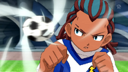 Tetsukado dodging the ball Galaxy 1 HQ