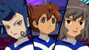 Raimon trio surprised Galaxy 42 HQ