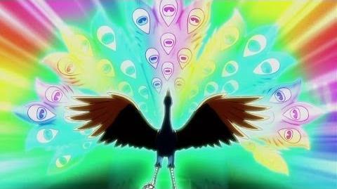 Inazuma Eleven GO Galaxy Episode 31 イナズマイレブンGO ギャラクシー 31 Kujaku VS Gouryuu クジャク VS ゴウリュウ