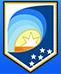 Big Waves' emblem