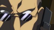 Kageyama's eyes