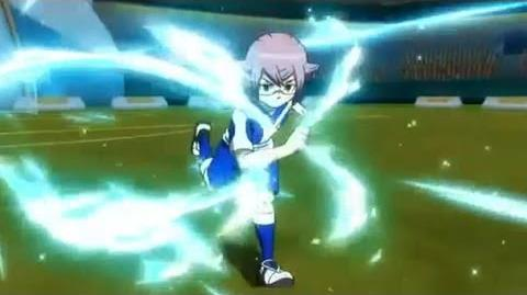 Inazuma Eleven GO Galaxy Episode 33 イナズマイレブンGO ギャラクシー 33 Mushroom Hop VS Ratel マッシュルームホップ VS ラーテル