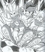 The Earth in the Manga
