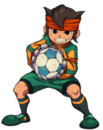 Endou IE3 artwork