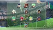 Raimon's formation CS 6 HQ 3