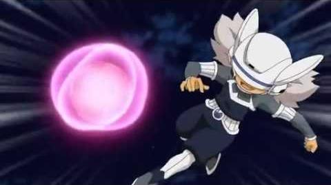 Inazuma Eleven GO Chrono Stone - Shoot Command 08 vs Ichiyajou