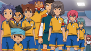 Everyone reaction after Coach Endou left