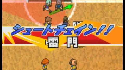 Inazuma Eleven 3 Spark Final Tornado