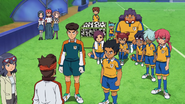Endou and Raimon GO 7 HQ