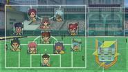 Raimon's formation GO 5 HQ