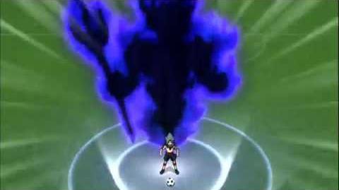 Inazuma Eleven Go - Keshin - Kaiou Poseidon