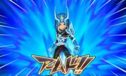 Kaiou Poesidon Armed