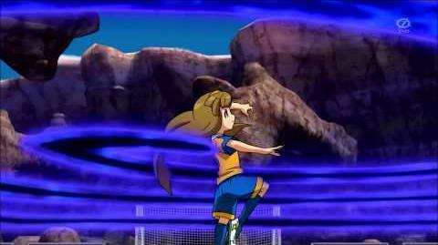 Inazuma Eleven GO Chrono Stone 33 - Kourin no Ya