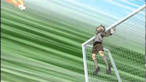 Inazuma Eleven - Shoot Pocket (Anime)