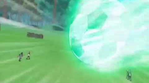 Inazuma Eleven - Snake Shot