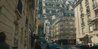 Parisian street (dream)