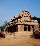 Mahabalipuram rath2
