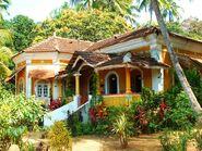India Goa Portuguese Villa