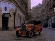 Rue de Seine 1916