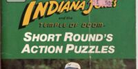 Short Round's Action Puzzles