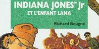 Indiana Jones Jr et l'Enfant Lama