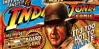Indiana Jones Comic 7