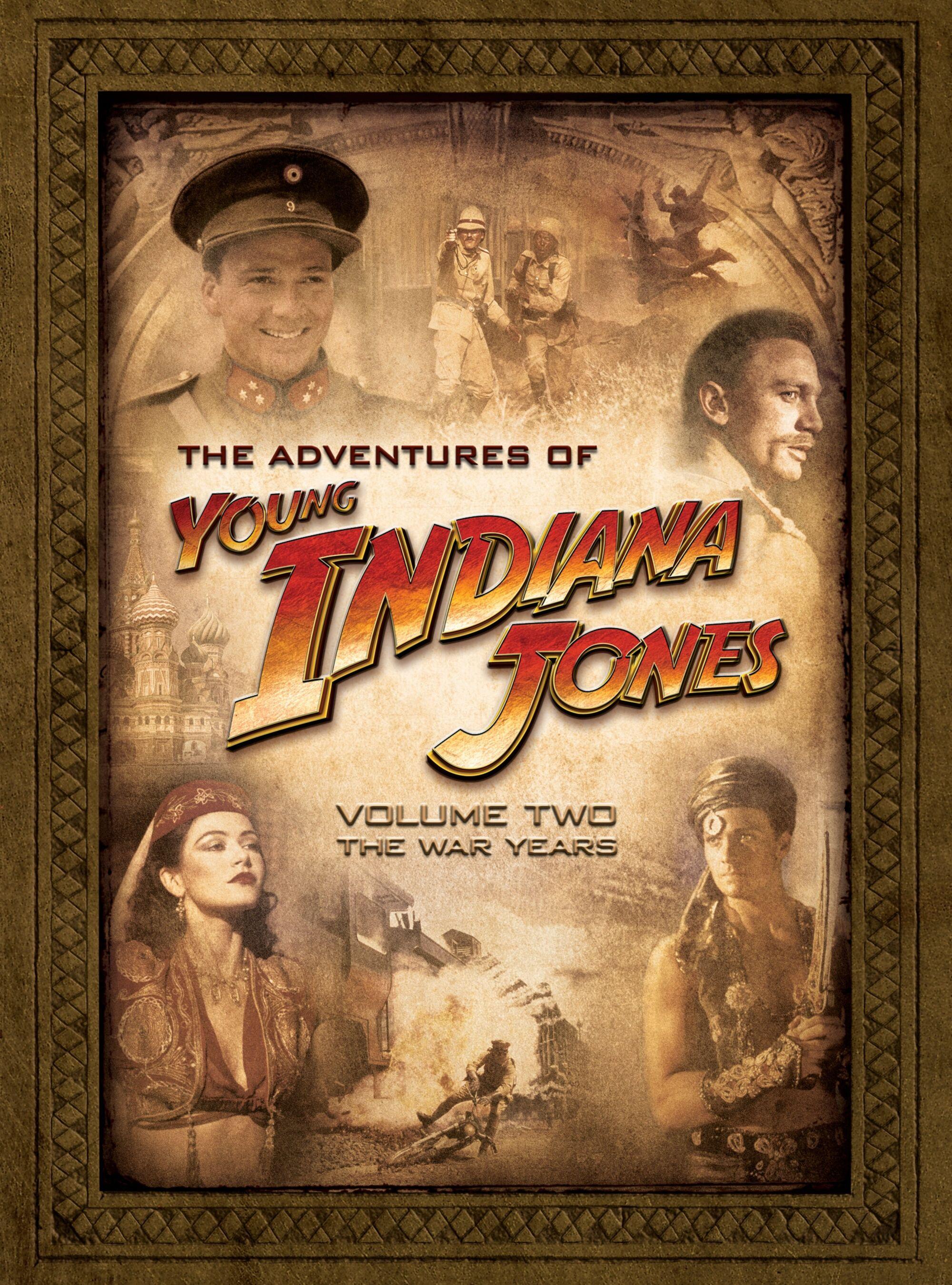The Adventures of Young Indiana Jones: Volume Two, The War Years  Indiana Jones Wiki  FANDOM