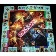 Indiana Jones Monopoly 2