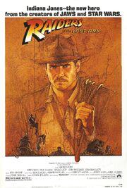 Raiders of the Lost Ark orignial poster