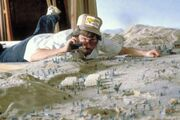 Making of Raiders of the Lost Ark pic14