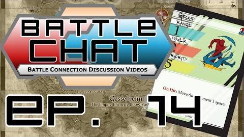 BattleCHAT Episode 14 - Grasp is the Worst Base?