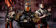 Militia Cutscene