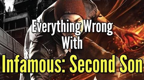 Game Sins Everything Wrong With inFAMOUS Second Son